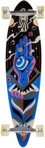 6. Rout The Architect Pintail Longboard skateboard