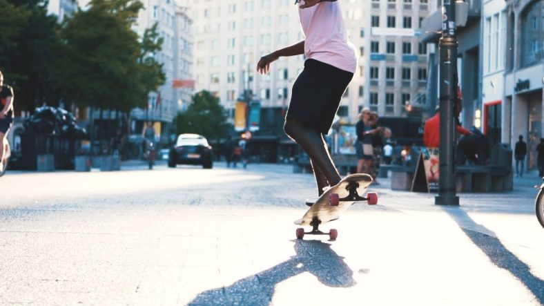 Longboards for free style