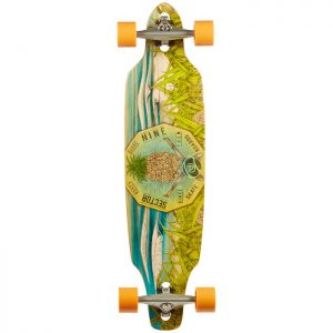 Sector 9 Mini Lookout pintail longboard