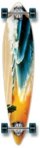 Yocaher Beach Series Pintail Longboard