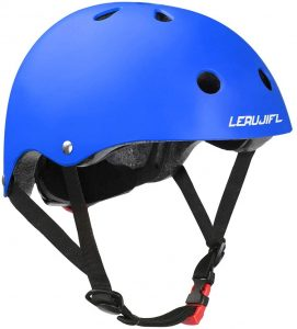 LERUJIFL Kids Helmet Adjustable from Toddler to Youth Size