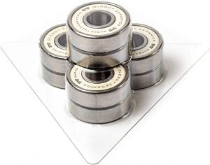 Ceramic bearings by Oldboy for longboards and skateboards