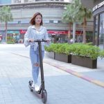MegaWheel S5 Electric Scooter