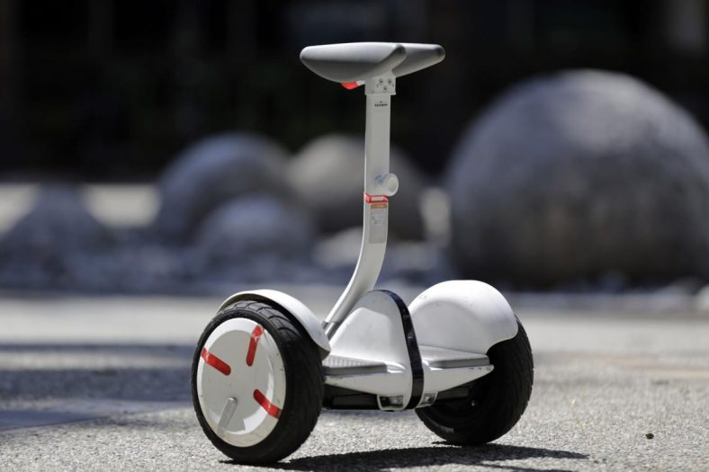 Revised Segway Review