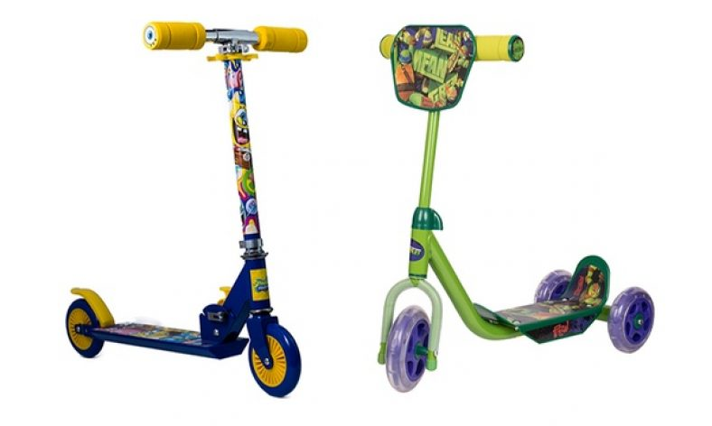 scooter for 9 year old