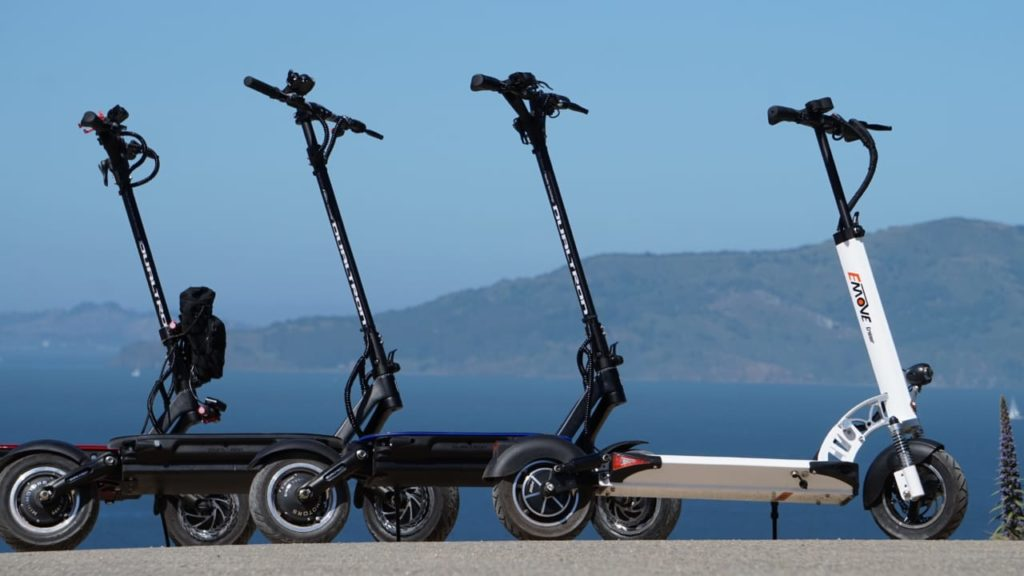 Best Reviewed Coolest Electric Scooters In 2021 [Features And Reviews]