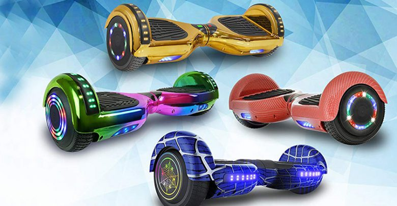 Hoverboard 360 review
